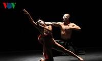 介绍越法当代舞艺术的37幅照片