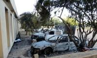 尼日利亚爆炸袭击  造成15人死亡43人受伤