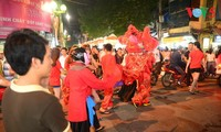 河内举行多项迎中秋文化活动