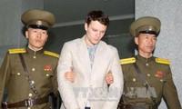 朝鲜重申未对美国大学生进行拷打