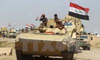 伊拉克和叙利亚从IS手中解放了90%的领土