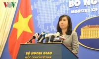 越南外交部:为了西班牙的统一和稳定要尊重宪法和法律