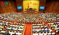 越南国会继续讨论经济社会问题