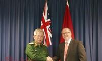 第一次越南-澳大利亚国防政策对话举行