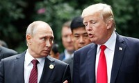俄罗斯和美国总统讨论国际热点问题