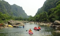 在韩国推介越南旅游