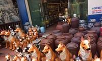 中国留学生谈钵场陶瓷村之行