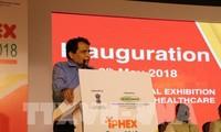 越南参加2018年印度国际医药及医疗设备展览会