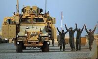 US-Verteidigungsminister unterzeichnet Dokument zur Beendigung des Irak-Krieges