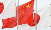 Gipfeltreffen zwischen Japan und China
