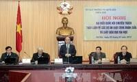 Online-Sitzung der ständigen Abgeordneten