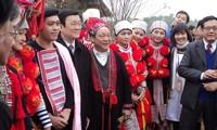 Das Kulturdorf der Volksgruppen soll die Kulturwerte des Landes bewahren
