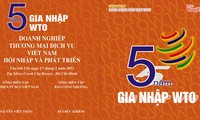 Seminar für vietnamesische Handelsunternehmen nach fünf Jahren in der WTO