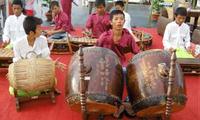 Das Fünf-Klänge-Orchester der Khmer