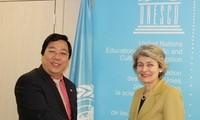 Vietnam begrüßt Unesco-Initiative zur Bildung einer Notstiftung