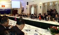 Konferenz zur Entwicklung vietnamesischer und kamboschanischer Grenzprovinzen