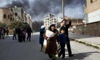 Außenminister der arabischen Länder beraten die Lage in Syrien