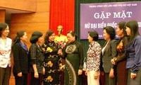Seminar zur Qualifizierung vietnamesischer Parlamentarierinnen