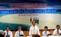Schreibwettbewerb über die Inselgruppe Truong Sa gestartet