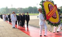 Aktivitäten zum 122. Geburtstag von Präsident Ho Chi Minh