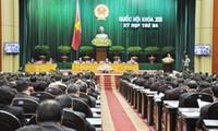 Abgeordnete diskutieren die Ergänzung des Stromgesetzes
