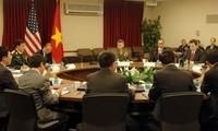 Dialog für Politik, Sicherheit und Verteidigung zwischen Vietnam und den USA