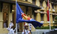 Der 45. Gründungstag der ASEAN in Hanoi gefeiert