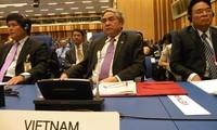 Vietnam unterstützt den Plan von IAEA für Atomsicherheit