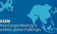 Konferenz der Finanzminister aus Asien und Europa