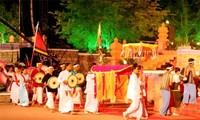 Die Volksgruppe der Cham feiert das Kate-Fest