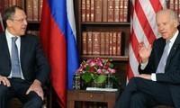Russland und die USA bekräftigen Zusammenarbeit in internationalen Fragen