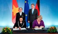 """Vietnam und Deutschland unterzeichnen das Projekt """"Deutsches Haus"""""""