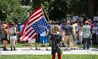 Demonstrationen gegen NSA-Überwachung