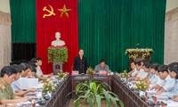 Leiterin der Agitationsabteilung besucht Provinz Tuyen Quang