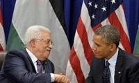 USA und Palästina verpflichten sich zur Unterstützung des Friedensprozesses im Nahen Osten