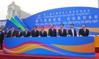 Festival für vietnamesisch-chinesische Jugendliche