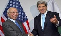 Die USA und Pakistan nehmen strategische Dialoge wieder auf