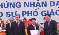 Professor Tran Dinh Hoa und seine Beiträge für Vietnams Wasserwirtschaft