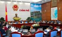 Regierungsmitglieder beraten über das Pharmagesetz