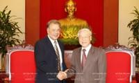 Generalsekretär der mexikanischen Arbeiterpartei besucht Vietnam