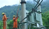 Effektivität der Elektrifizierung in ländliche Räume
