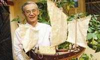 Doktor Nguyen Nha forscht das Meer und Inseln Vietnams