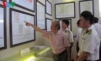 "Ausstellung ""Hoang Sa, Truong Sa – historische und gesetzliche Beweise"""