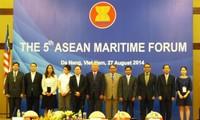 Eröffnung des ASEAN-Meeresforums