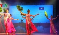 Bunte vietnamesische Kulturwoche in Kambodscha