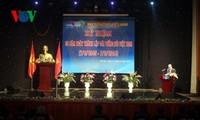 """Feier zum 69. Gründungstag des Radiosenders """"Die Stimme Vietnams"""""""