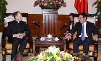 Vietnam fördert die Religionen, ihre positive Werte zu entfalten