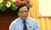 Delegation des vietnamesischen Parlaments ist in Österreich zu Gast