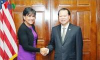 Vietnam und die USA bemühen sich um das Ende der TPP-Verhandlung