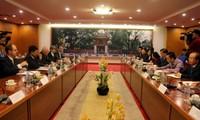 Vietnam und Deutschland intensivieren Wirtschafts- und Handelszusammenarbeit